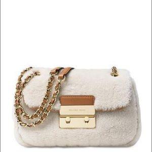Michael Kors Sloan ask Chain Shoulder Bag NWT